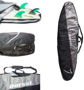 DORSAL heavy duty surfboard bag