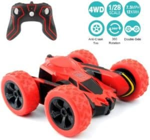 RC Stunt Car With 360 Degrees Flips