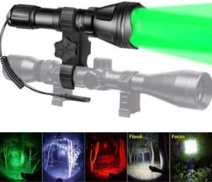 Zoomable Hunting Light Kit
