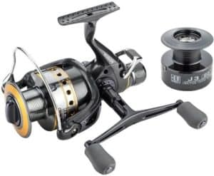 FyshFlyer Baitrunner Reels with Interchangeable Handle