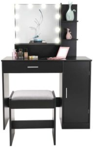 usikey Makeup Vanity Tables with Lights