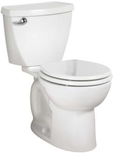 High Efficiency Pressure Assisted Toilet