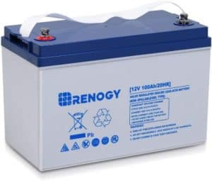 Renogy Leak-proof Deep Cycle Battery