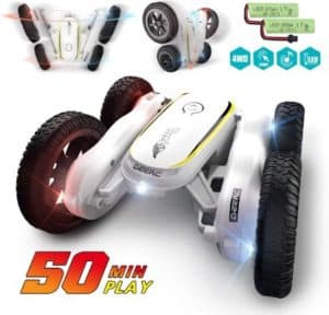Remote Control Car With LED Lights & Music