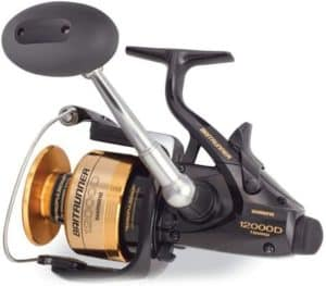 Shimano Baitrunner Reels with Dyna-balance