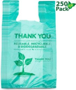 Upper Midland Products Biodegradable and Compostable Trash Bags