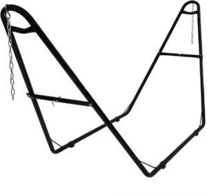 Universal & Heavy Duty Portable Hammock Stand For Camping