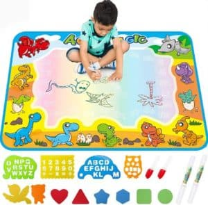 Water Doodle Drawing Mat With Board Version