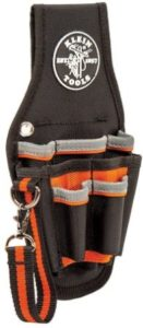 Compact Electrician Tool Pouch With Pockets