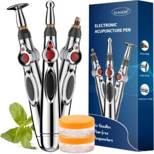 Electronic Acupuncture Pen With Powerful Meridian Energy