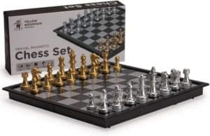 Portable Magnetic Travel Chess Set