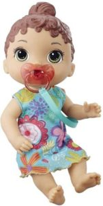 Baby Doll With Sound Effects