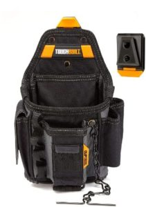 Electrician Pouch & Hub With ClipTech