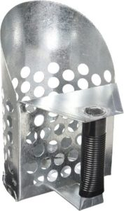 Heavy Duty Sand Scoop With Galvanized Metal