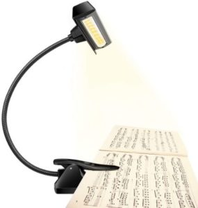 Professional Music Light Stand For Musicians