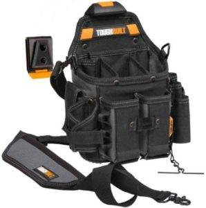 Electrician Pouch With Shoulder Strap
