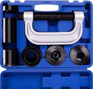 Professional Grade Heavy Duty U Joint & Ball Joint Tool Set