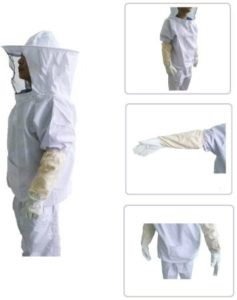 Unisex Bee Suit With Tailored Fit Design