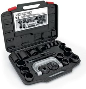 Ball Joint & Universal Joint Tool Set 23 Pieces