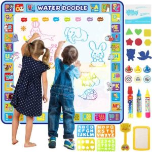 Extra Large Water Doodle Drawing Mat With Premium Quality