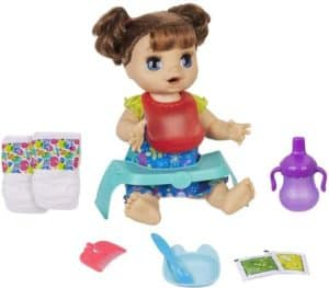 Baby Alive Doll With Sounds & Phrases