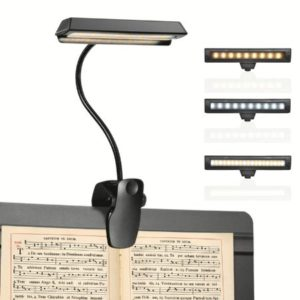 2-In-1 Music Stand Light With Temperature Options