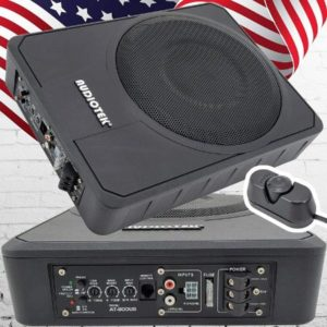 Powerful Under Seat Subwoofer With Protection LED