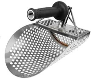 Stainless Steel Sand Scoop For Metal Detecting