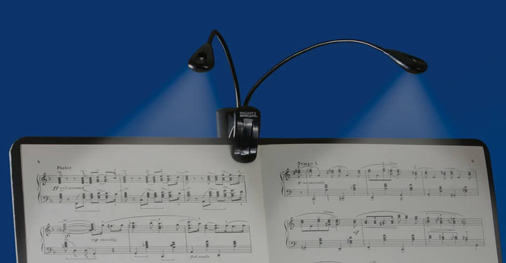 Top 10 Best Music Stand Lights In 2021
