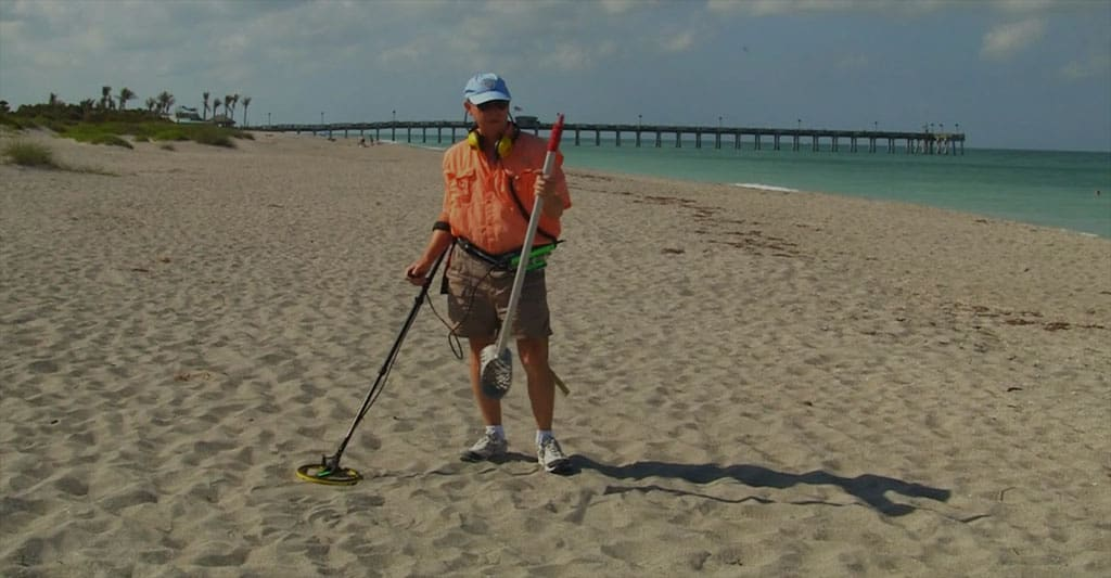 Sand Scoops For Beach Metal Detecting