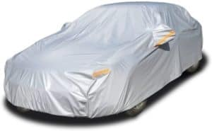 All-Weather Outdoor Full Car Cover