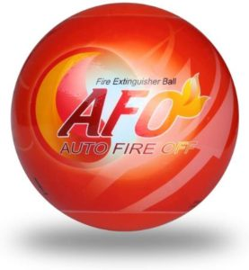 Automatic Self-Activation Fire Extinguisher Ball