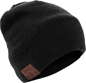 Bluetooth Beanie With Stereo Sound