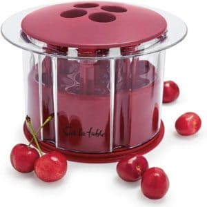 Cherry Pitter With Chambers