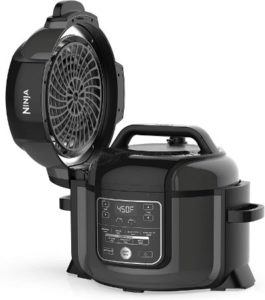 9-In-1 Electric Cooker With High Gloss Finish