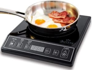Countertop Induction Electric Stove