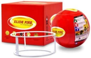 Self-Activation AFO Fire Extinguisher Ball For Vehicles