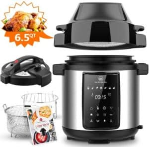 All-In-One Pressure Cooker & Air Fryer