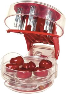 Durable Cherry & Olive Pitter