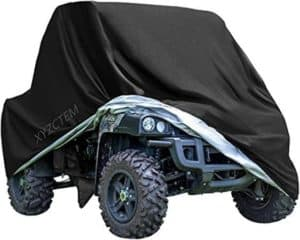 Heavy Duty & Waterproof Portable Car Cover For UTV