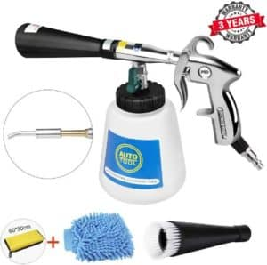 Universal Interior Car High Pressure Cleaning Tool Set