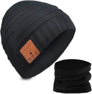 Extra Warm Bluetooth Beanie With Long Battery Life