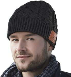 Bluetooth Beanie With HD Stereo Speakers