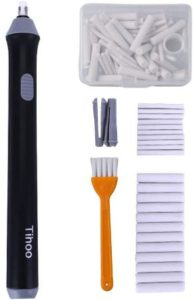Automatic Electric Eraser Kit With Eraser Refills