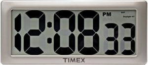 Large Digital Wall Clock With Large Digits