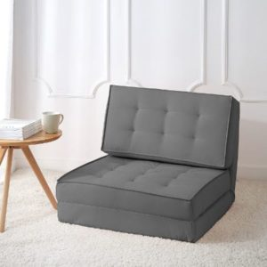 Multifunctional Canvas Flip Chair Bed