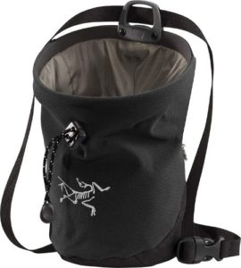 Double Weave Chalk Bag For Rock Climbing