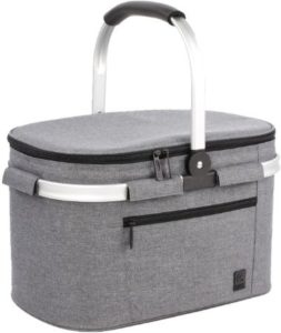 Mini Spacious Collapsible Picnic Basket