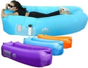 Portable Inflatable Lounger Package