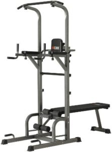 Multipurpose Freestanding Pull Up Bar With Bench